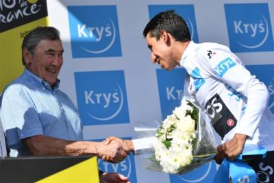 Eddy Merckx voorspelt grote toekomst voor nieuwe Tourwinnaar en geeft ook complimenten aan Van Aert en Alaphilippe