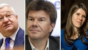 """Brusselse Open VLD vecht interne oorlog verder uit op straat: """"Ze is geobsedeerd door ministerpost"""""""