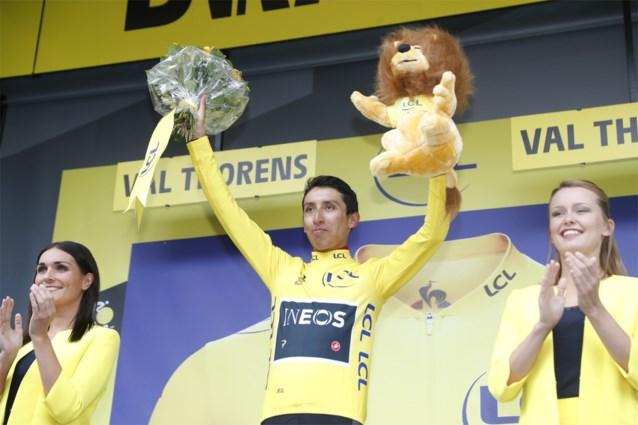 Toekomstig Tourwinnaar Egan Bernal komt naar Roeselare en Aalst voor na-Tourcriteria