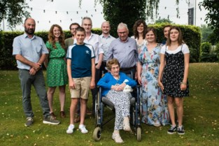Anneke viert 100ste verjaardag in stijl