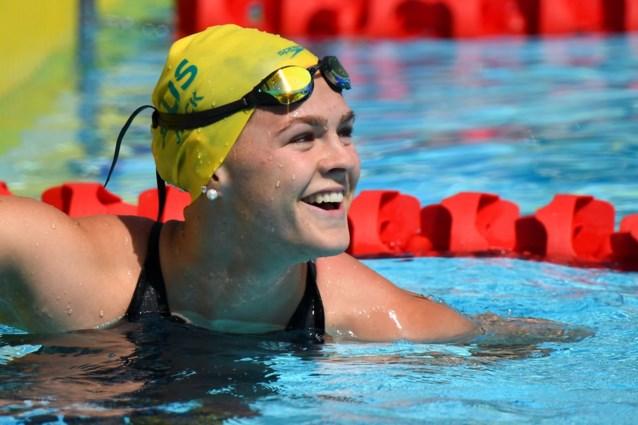 """Positief geteste zwemster Shayna Jack schreeuwt haar onschuld uit: """"Ik was in totale shock"""""""