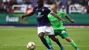 """Jeugdproduct Francis Amuzu verlengt contract bij Anderlecht: """"Er is een mooie toekomst voor hem weggelegd"""""""