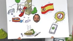 """Catalaan Jaume over vreemde gewoontes in ons land: """"Bellen omdat je vijf minuten te laat zal zijn, dat is toch niet nodig"""""""