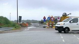 VIDEO. Werken aan kruispunt Smeysberg in Huldenberg zullen tot eind oktober duren