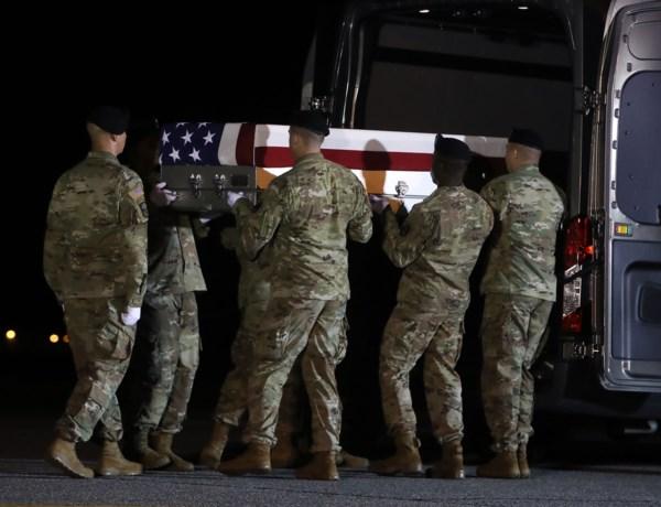 Twee Amerikaanse militairen gedood in Afghanistan