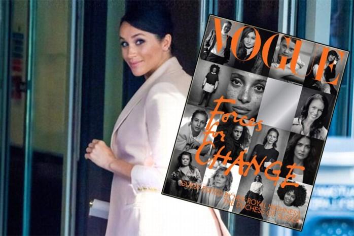 Deze 15 powervrouwen prijken op de cover van 'Vogue' dankzij Meghan Markle