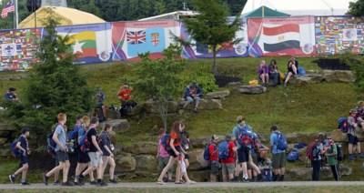 Vlaamse scoutsleden negeren verbod en doen in VS mee aan schietoefeningen met shotguns en pistolen