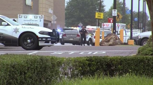 Twee doden bij schietpartij in supermarkt in VS