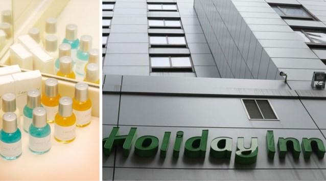 Holiday Inn en Crowne Plaza bannen plastic shampooflesjes en douchezeep