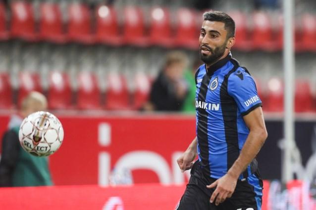 Charleroi wil ex-recordaankoop Kaveh Rezaei huren van Club Brugge