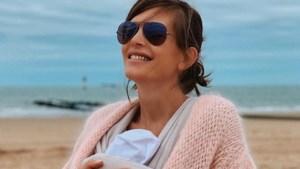 Astrid Coppens gaat terug naar Los Angeles met dochtertje Billie-Ray
