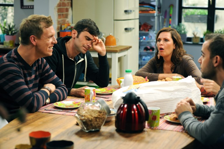 James Cooke duikt op in herhalingen 'Familie' en 'Witse'