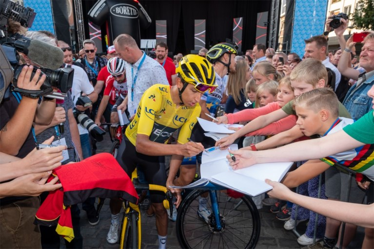Egan Bernal wint ook na-Tourcriterium in Herentals