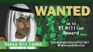 """""""Zoon van Osama bin Laden is omgekomen"""""""