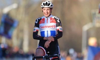 Vice-wereldkampioene veldrijden Lucinda Brand gaat voor het team van Sven Nys rijden