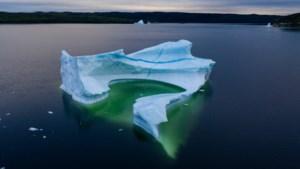 """Recordhoeveelheid ijs gesmolten op Groenland: """"Dit is alarmerend"""""""