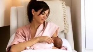 BV's tonen intieme foto's tijdens internationale week van de borstvoeding