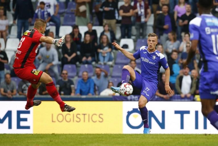 Ingestudeerd nummertje helpt Beerschot langs Lokeren in openingsmatch 1B