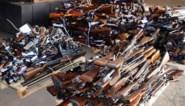 Vijftig procent meer illegale wapens in beslag genomen