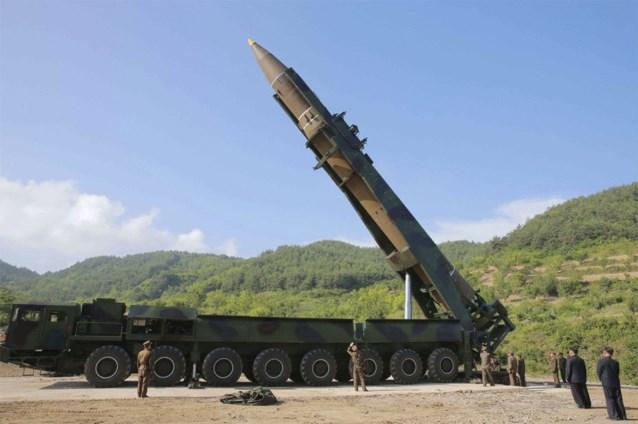 Noord-Korea test opnieuw raketsysteem