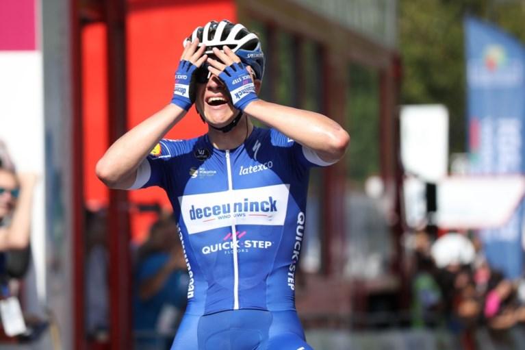 """Roger De Vlaeminck na stunt Remco Evenepoel: """"Of ik een jonge renner ooit al zoiets heb zien doen? Ja... ikke"""""""