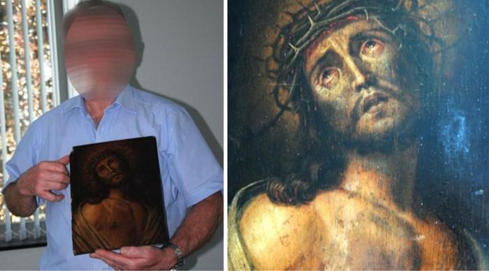 Kocht deze Belg voor 500 euro een schilderij dat 30 miljoen euro waard is?