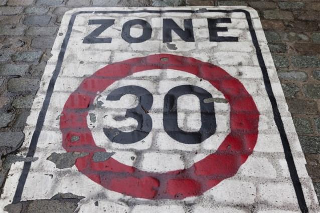 Zone 30 In Heffen Breidt Uit: Geen Trajectcontrole