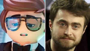 "Daniel Radcliffe is geheim agent in 'Playmobil: the movie': ""Ik James Bond? Daar ben ik te nerdy voor"""