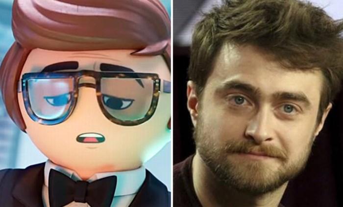 """Daniel Radcliffe is geheim agent in 'Playmobil: the movie': """"Ik James Bond? Daar ben ik te nerdy voor"""""""