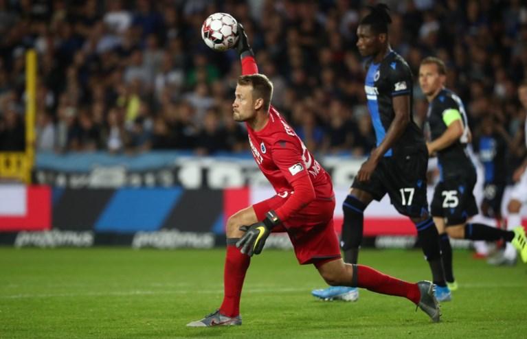 Club Brugge heeft goede uitgangspositie beet in Champions League-voorronde, Simon Mignolet houdt de nul in debuut