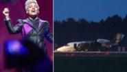Privéjet van Pink vat vuur tijdens landing en crasht: als bij wonder geen slachtoffers