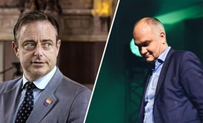 N-VA houdt deur dicht voor Groen: uitgestoken hand Björn Rzoska maakt weinig indruk bij De Wever