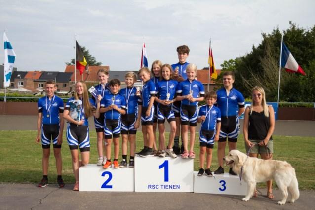 Medailles op Sugar Cup voor skeelers in Houtemveld