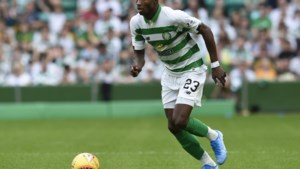 Boli Bolingoli speelt met Celtic gelijk bij Roemeense Cluj