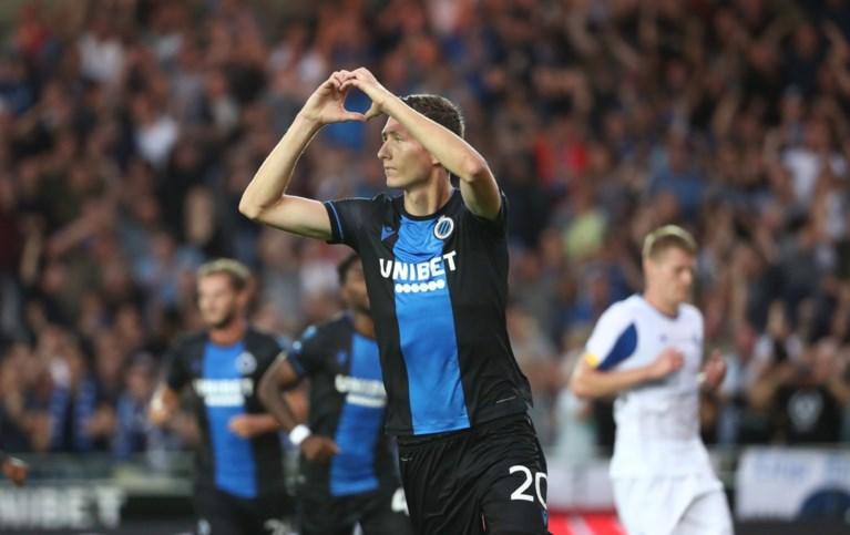 Ajax gaat vol voor Hans Vanaken als Donny van de Beek naar Real Madrid vertrekt