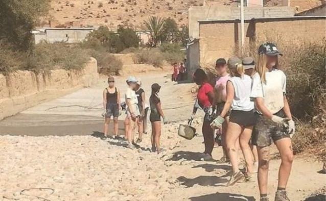Bouworde laat geen vrijwilligers meer vertrekken naar Marokko na doodsbedreigingen aan Vlaamse tieners