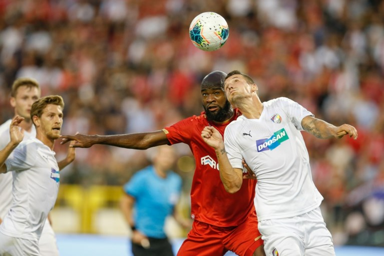 Enthousiast Antwerp wint eerste Europese match in 22 jaar verdiend dankzij prachtgoal Ivo Rodrigues