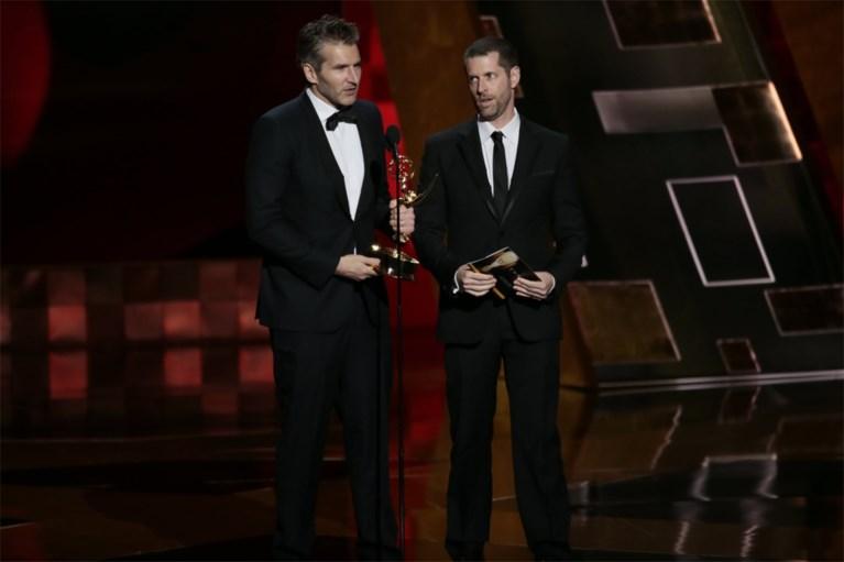 Makers van 'Game of thrones' binnengehaald door Netflix