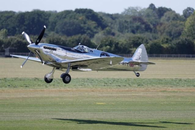 Historische vliegtuigen herdenken beginnen september Ardennenoffensief rond Bastenaken