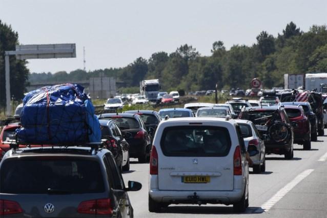 Touring en VAB waarschuwen: dit weekend opnieuw 'zwarte zaterdag' op Franse wegen