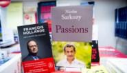 Sarkozy vloert Hollande (in de boekenwinkel)