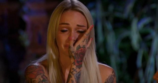 Pommeline had psychologische hulp nodig tijdens 'Temptation VIPS'
