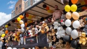 11.000 bezoekers voor slotfeest, 150.000 voor hele Antwerp Pride
