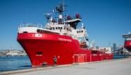 Reddingsschip Ocean Viking van Artsen zonder Grenzen mag niet tanken in Malta