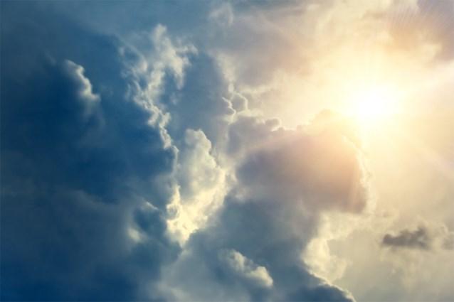 Geniet nog van de zon want volgende week slaat het weer om