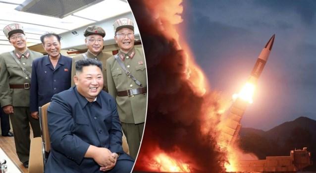 """""""Machtsdemonstratie en waarschuwing aan VS"""": Noord-Koreaanse raketlancering was test van """"nieuw wapen"""""""