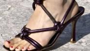 TREND. De sandaal met opvallende zool