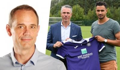 """Chef voetbal Ludo Vandewalle over komst Kompany, Mignolet en Chadli: """"Meer geld, maar ook de projecten van Club en Anderlecht zijn attractiepolen"""""""
