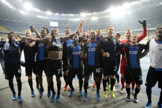 Club Brugge overleeft Oekraïens onweer: Champions League wenkt met nog één voorronde te gaan