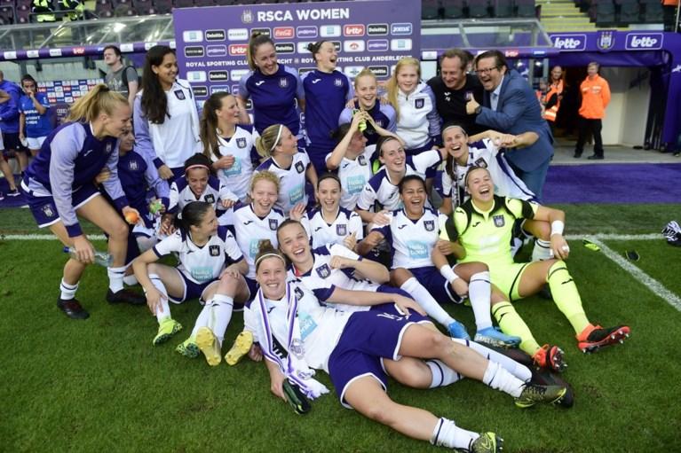Anderlecht-vrouwen stunten met ticket voor hoofdtoernooi Champions League na zege tegen Noord-Ieren